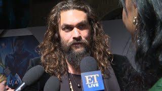 Jason Momoa Says Henry Cavill Is 'Absolutely Not' Quitting 'Superman'