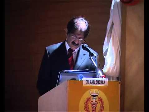 Liver Transplant - Dr Anil Suchak Speech
