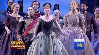 """Frozen On Broadway: """"For the First Time in Forever"""" (Live @ Good Morning America)"""