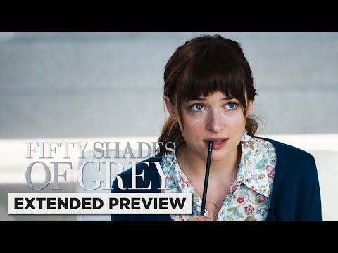 Fifty Shades of Grey   Ana Interviews Christian Grey