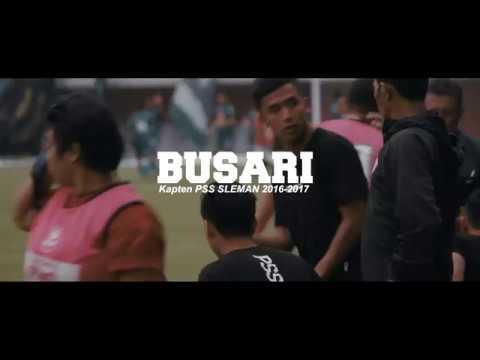 BUSARI [Kapten PSS Sleman musim 2016-2017]