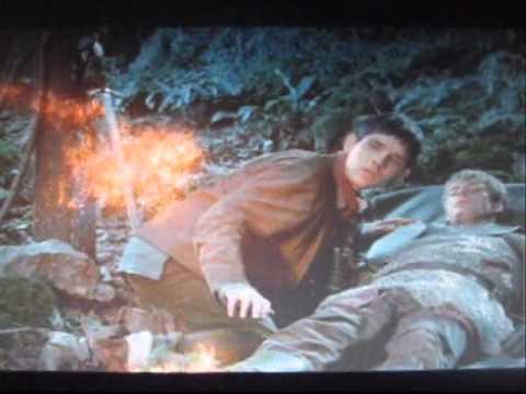 Merlin  La Mort d'Arthur  saison 5  Arthur's death