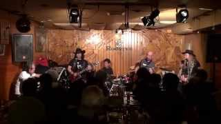 States boro Blues Allman Brothers Band Tribute 荻窪Rooster 2014.12....