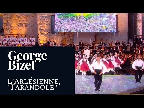 BIZET - L'Arlésienne, Suite n°2