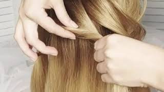 Греческая текстурная коса. Прическа свадебная, вечерняя