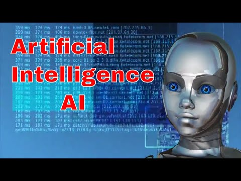 Artificial Intelligence AI - The Future of Technology.