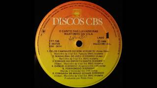 Baixar Martinho Da Vila - Dancei (LP/1989)