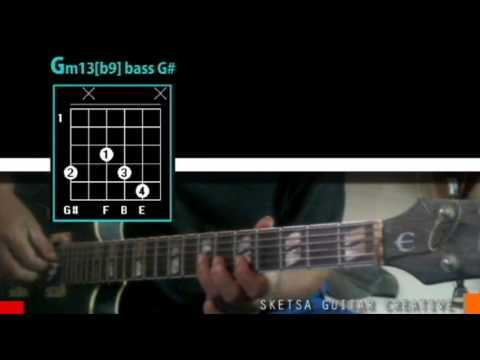 Chord Progresi Jazz 2 Dm11 Dm7 G13b9 C9 Cmaj7 Youtube