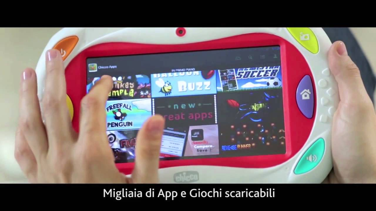 Tablet happy tab chicco giodicart megastore d77897 youtube for Happy tab chicco microfono