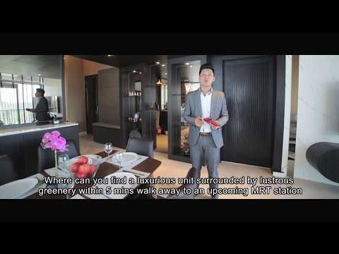 Singapore Condo Property Listing Video - Penthouse At Thomson Grand
