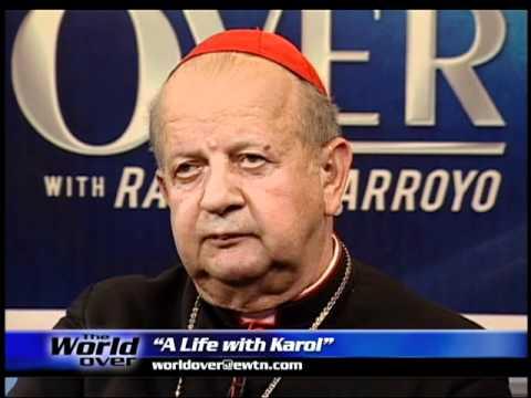 World Over - Special Interview - Raymond Arroyo with Cardinal Stanislaw Dziwisz - 04-27-2011