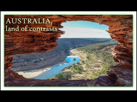 ☼ Australia, land of contrasts ☼..HD..