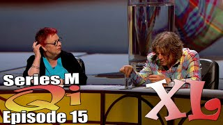 QI XL Series M Episode 15: Mix and Match