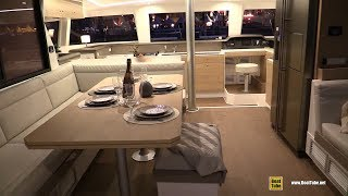 Download Video 2019 Bali 4.3 Loft Catamaran - Walkaround - 2018 Cannes Yachting Festival MP3 3GP MP4