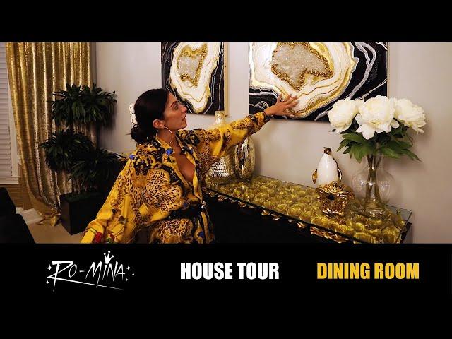 RO-MiNA - House Tour - Dining Room