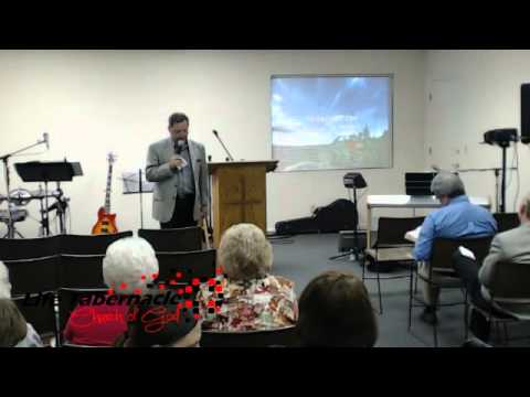 Miracle at the house of mercy.  Sept 30th, 2012 Pastor Carroll