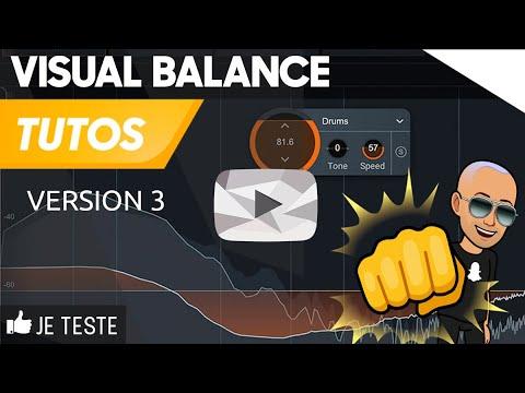 Neutron 3 Visual Balance Mixer (French)