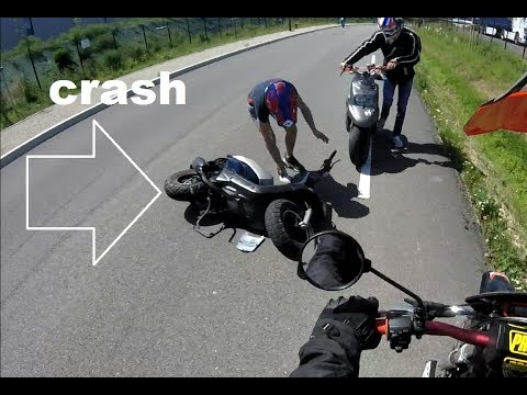 rasso annonay wheel, crash, run #2