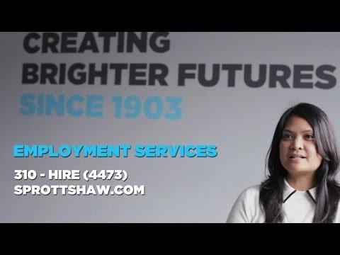 Employment Services Specialist - Sprott Shaw College