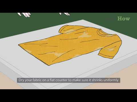 How to Shrink Rayon