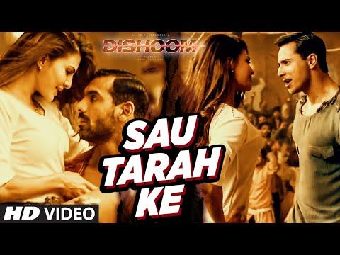 Sau Tarah Ke Video Song | Dishoom | John Abraham | Varun Dhawan | Jacqueline Fernandez | Pritam