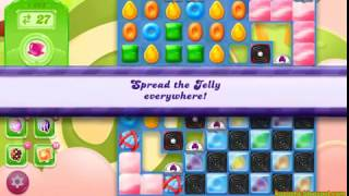 Candy Crush Jelly Saga Level 1692 (No boosters)