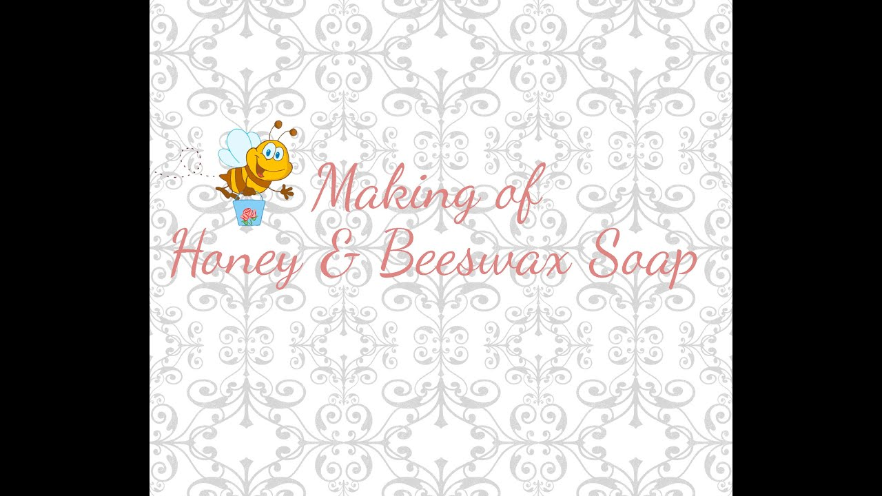 how to make beeswax soap