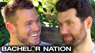 Camp Counselor Billy Eichner Arrives On Group Date! | The Bachelor US