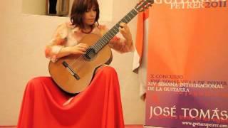 """Margarita Escarpa  - """" En los Trigales """", J. Rodrigo."""