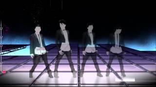 Just Dance 4 One Direction What Makes You Beautiful w/ lyrics Xbox 360 Kinect 720P gameplay