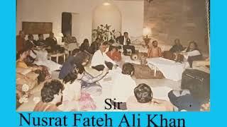 Dard Rukta Nahi Ustad Nusrat Fateh Ali Khan