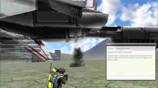 Unity3d Video Game - Omega Sector November Build