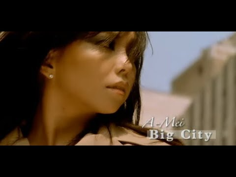 張惠妹 A-Mei - Big City (華納official官方完整版MV)