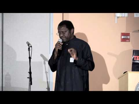Sustainability, peace, and justice: Steve Ugbah at TEDxHayward