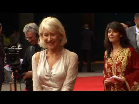 Prince Charles & Heather Mills at premiere