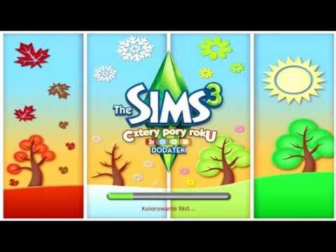 The do roku sims 3 cztery download pory dodatki