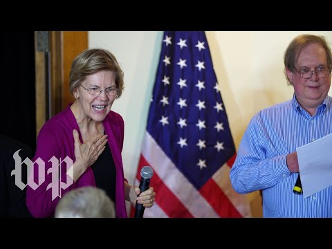 Elizabeth Warren finds immigration is a key topic in rural Iowa