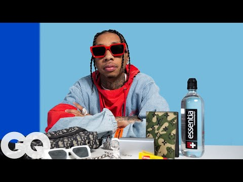 Visa On The Radio - VIDEO: 10 Things Tyga Can't Live Without