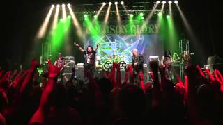 RED SHARKS  - Crimson Glory With Sean Peck & Nils Rue