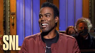 Chris Rock Stand-Up Monologue - SNL
