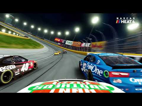First look: NASCAR Heat 4 coming in September 2019
