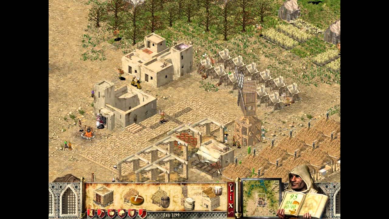 How to play Stronghold Crusader 74