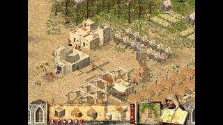 How To/ play Stronghold Crusader (BASICS)