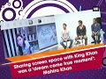 Sharing screen space with King Khan was a 'dream come true moment': Mahira Khan - ANI News