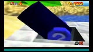 Super Mario 64 - Black Room of Death
