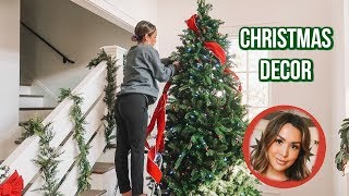 DECORATE WITH ME FOR CHRISTMAS 2019! ALEX GARZA