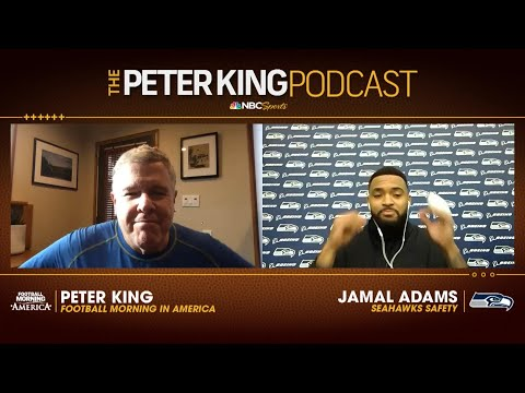Seattle Seahawks safety Jamal Adams thriving with Seattle Seahawks | Peter King | NBC Sports