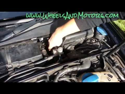 How to fix Audi A6 Climate Control (HVAC, Heater unit).