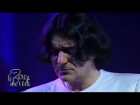 Renato Zero - Si sta facendo notte (Cantiere Fonopoli)