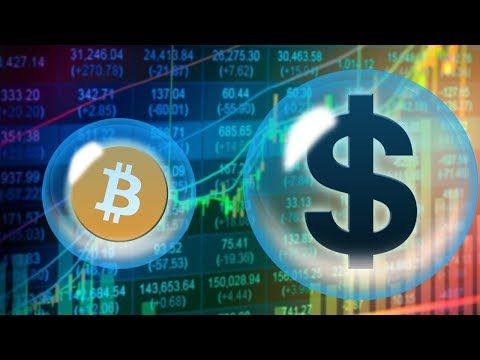 Bitcoin vs The US Dollar! Which Is the Real Bubble? Economic Crisis!